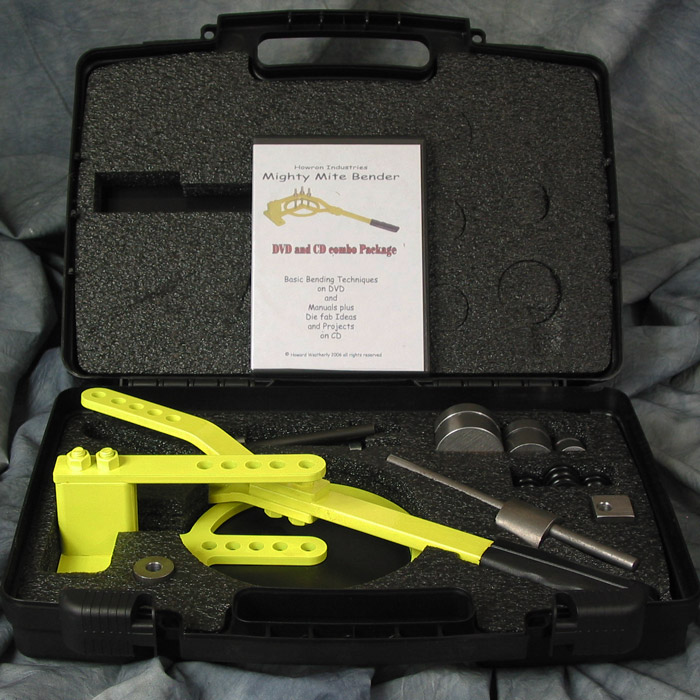 Mighty Mite Bender Base Package