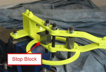 Square Stop Block - 1 Inch
