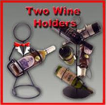 Video - Wine Holder Project
